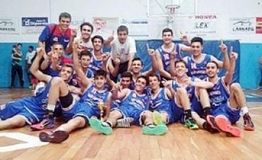 Ciudad de Saladillo subcampeón del Torneo Clausura en Sub17