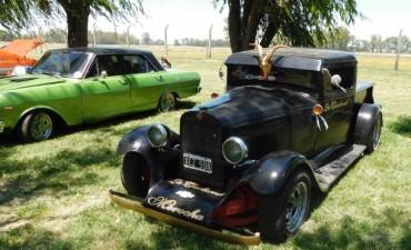 Se realizó el Segundo Encuentro Chevrolet en Saladillo