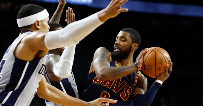 Sin Lebron, los Cavaliers  cayeron ante los Pistons