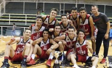 Ciudad de Saladillo campeón del Torneo 2017 en sub17