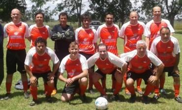 La Lola y Barrancoseños a la final del Torneo Clausura de Veteranos