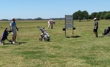 Se realizó el Torneo Clausura en los links del Saladillo Golf club