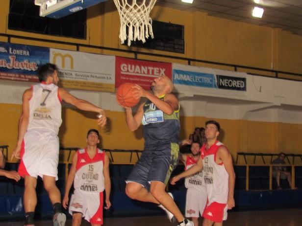 Se jugó la 3ra fecha de la segunda fase del Provincial de Basquet
