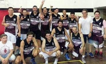 Se definió el Clausura del Maxibasquet: CEF de Bragado fue el campeón