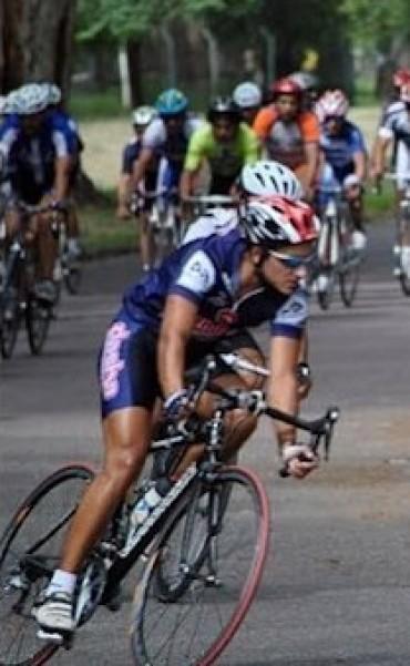 Actividad de los ciclistas saladillenses al día