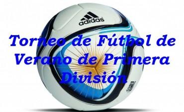 Argentino de Saladillo y Deportivo de Alvear juegan este miércoles la final del Torneo de Verano