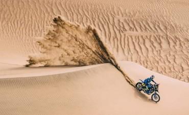 Impactantes imágenes del Dakar después de la tercera etapa
