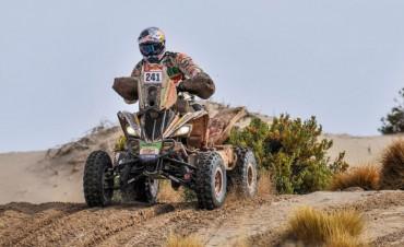 Ignacio Casale, el señor de los quads, gana su segundo Dakar