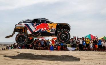 Las mejores imágenes que dejó el Dakar 2018