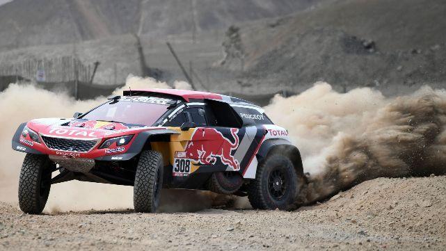 Arrancó el Rally Dakar 2018 en Lima