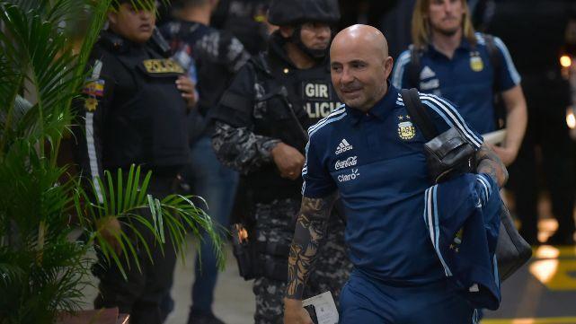 Sampaoli confirmó qué chances tiene Tevez de volver al Seleccionado