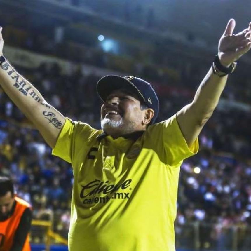 Diego sigue en Dorados