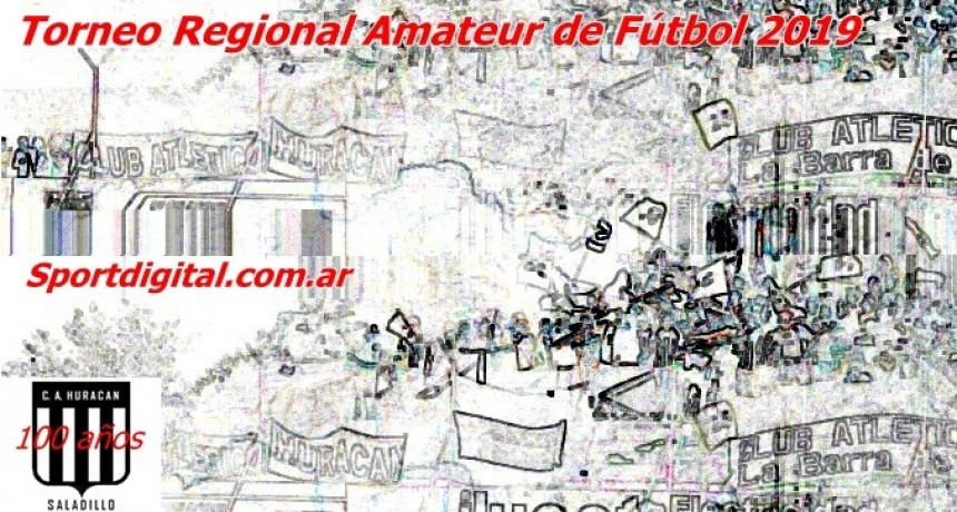 Huracán inició la pretemporada con miras al Torneo Regional Amateur