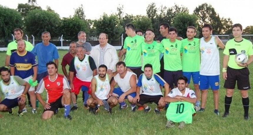 """""""Verano en tu Club"""" se realizó en el club Defensores de Atucha"""