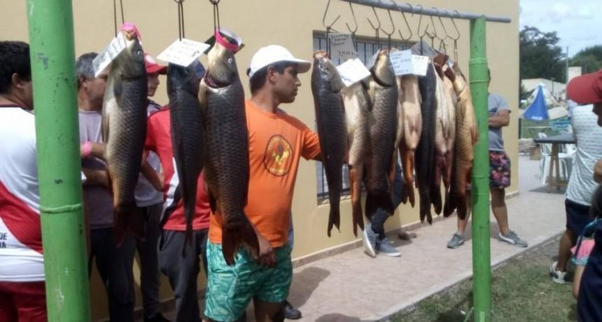 Varios saladillenses con premios en el Concurso de Pesca en Tapalque