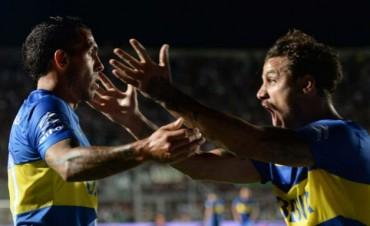 Carlitos cortó la sequía de Boca en 2016