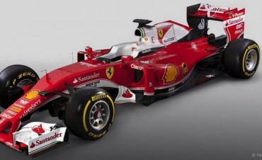Ferrari presentó su nuevo monoplaza para la F1, el SF16H