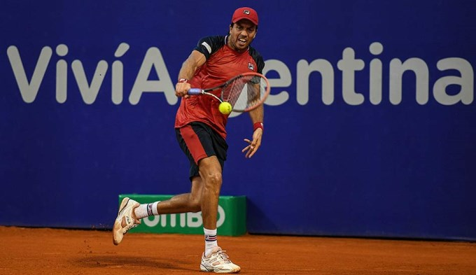 Berlocq dio el batacazo y sacó a Ferrer del ATP BA