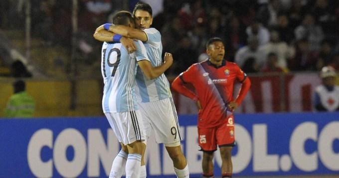 Valió la pena la espera: Atlético Tucumán ganó en Quito y paso de fase en la Libertadores