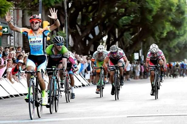 Toda la actividad zonal de los ciclistas saladillenses al día