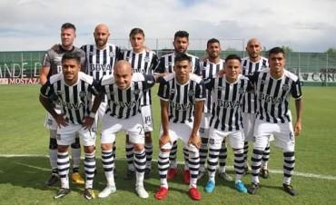 Nahuel Tenaglia jugó ante San Martin (SJ)