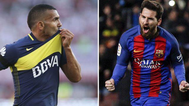 Boca enfrentará al Barcelona de Messi