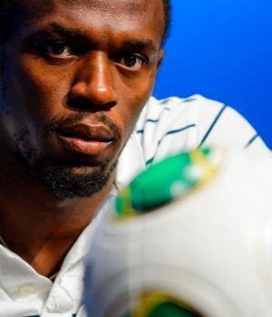 Usain Bolt cumplió su sueño y jugará en un club de fútbol