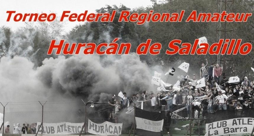 Huracán viaja el sábado a San Cayetano