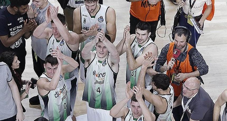 Laprovittola se luce en el equipo de Marcos Delía