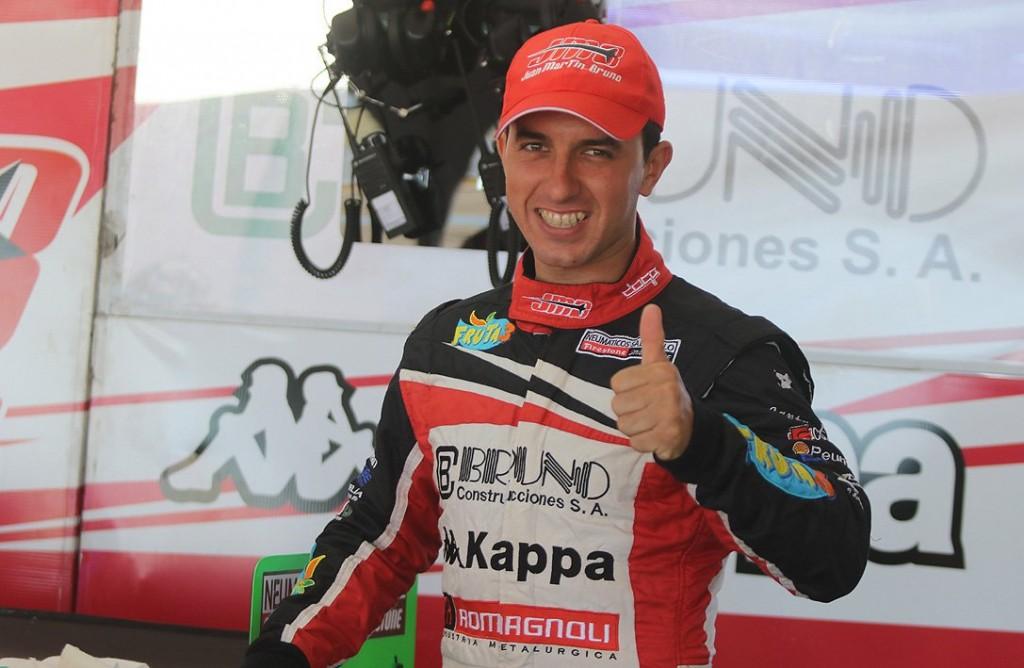 Juan Martín Bruno regresa al TC en el equipo de Canapino