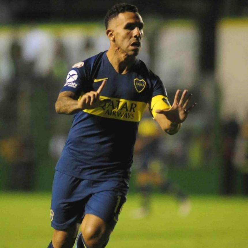 Victoria de Boca ante Defensa y Justicia por 1 a 0