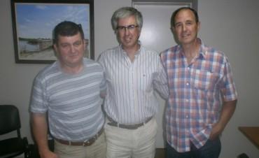 """Club Aeromodelista """"Las Palmeras"""" recibió ayuda de Alejandro Armendáriz"""