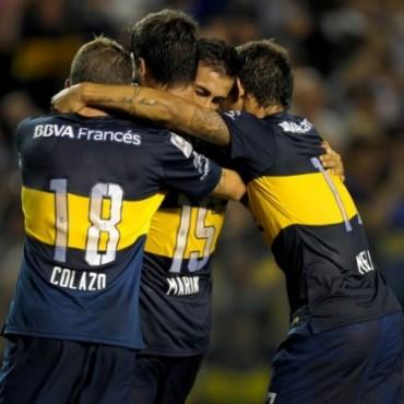 Boca goleó a Zamora y mantiene su racha imparable en la Copa