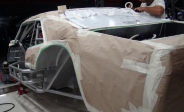 El JP Racing se prepara para la temporada 2015