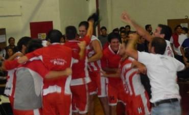 Sportivo Escobar y Atlético Pilar son los finalistas del Provincial de Clubes