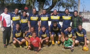 Se jugó la tercera fecha del Torneo Apertura de Veteranos