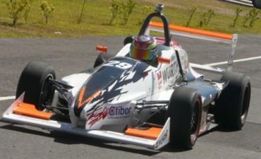 Juan Scoltore fue decimo en la Formula Metropolitana