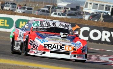Gran remontada de Juan Martin Bruno en Neuquén para finalizar séptimo.
