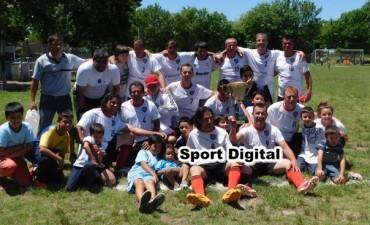 Arranca este domingo el Torneo del Maxifútbol de Saladillo