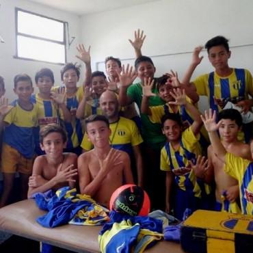 Resultados segunda fecha del torneo de Inferiores de Fútbol