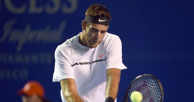 Djokovic se vengó de Delpo y lo eliminó de Acapulco