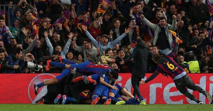Épica y polémica remontada del Barça: 6-1 al PSG y a cuartos