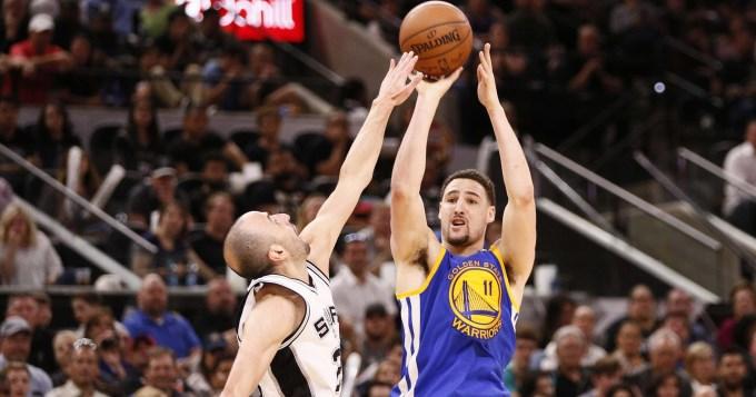 Los Spurs de Ginóbili cayeron frente a Golden State y se olvidan del primer puesto