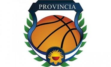 Fechas confirmadas para los Provinciales Masculinos de básquet