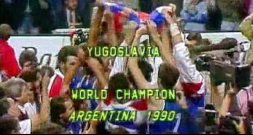 El anónimo argentino que hizo enemigos a Divac y Petrovic