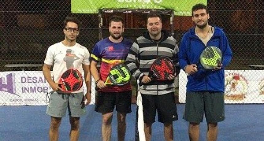 """Diego Poggi – Emanuel López ganaron el Torneo """"Suma 12"""""""