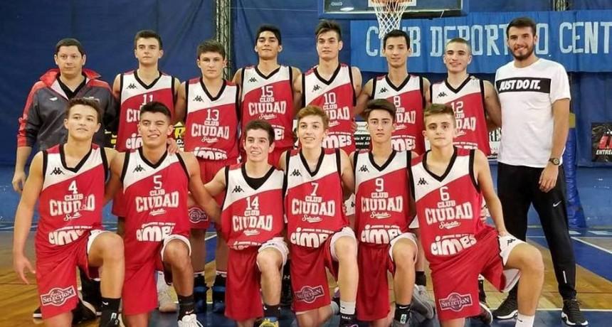 Ciudad ganó por la Liga Juvenil en Zarate