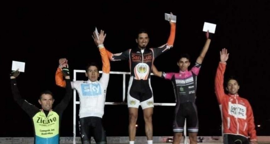 Juan Manuel Manzor ganó prueba nocturna en Azul