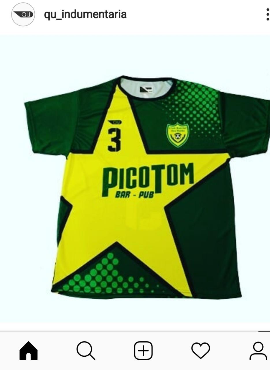 Nueva camiseta para Oro Verde