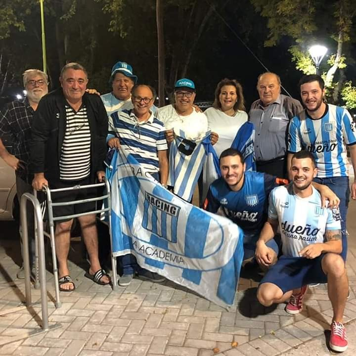 Racing de Avellaneda se consagró campeón de la Super liga